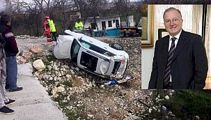 Turizm yatırımcısı feci kazada yaşamını yitirdi!