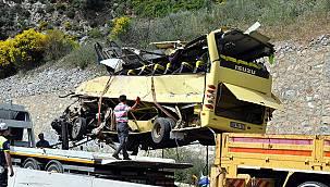 24 kişinin yaşamını yitirdiği kazada tur midibüsü sahibine rekor ceza!