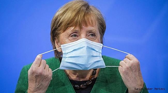 Almanya Başbakanı Merkel: ''Evde Kalıyoruz İlkesi geçerli olacak''