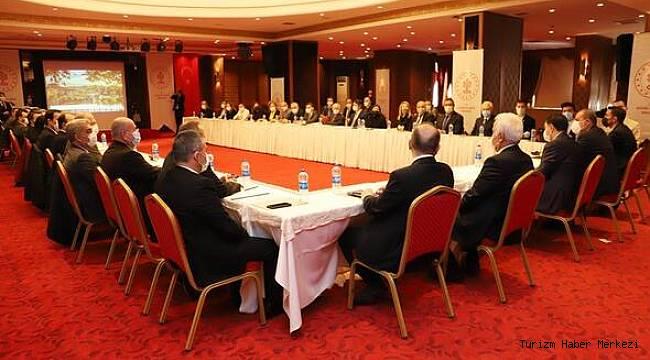 Ankara turizminde hedef tek elden yönetim ve tanıtım