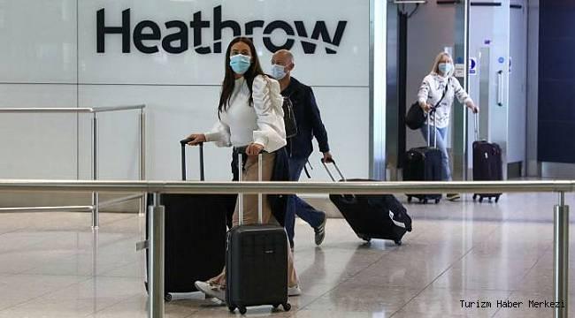 İngiltere'den uluslararası seyahat için yeni karar! Uymayana para cezası