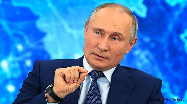 Putin'den Rusların yurt dışı tatili ile ilgili açıklama!
