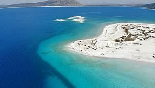 Salda Gölü için önemli girişim! UNESCO'ya dünya doğal mirası başvurusu yapıldı