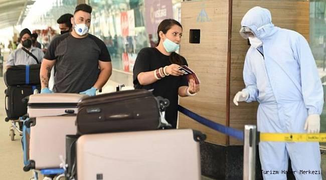 Türkiye'ye gelecek ve yurt dışına seyahat edecekler için kurallar güncellendi!