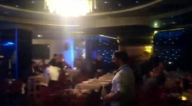 Yasak dinlemediler! Otel restoranında eğlenceye rekor ceza