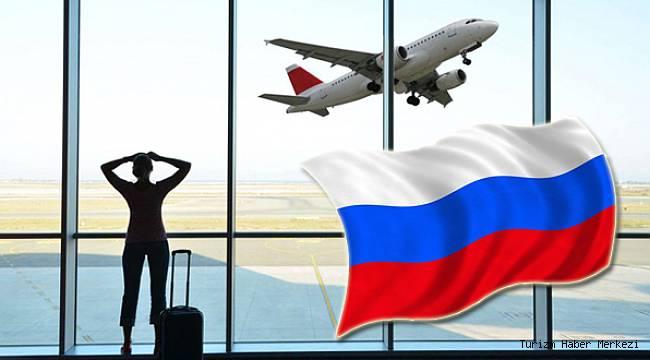 13 Rus şehrinden Türkiye'ye uçuş yasağı Rus turizmcileri isyan ettirdi!