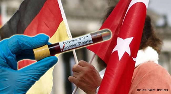 Almanya Türkiye'yi yüksek salgın ülkesi ilan etti! Uçuşlar durdurulabilir