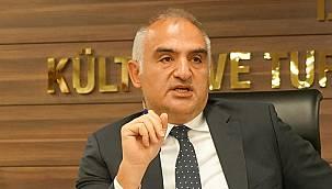 Bakan Ersoy'dan iç turizm ve yurt dışı rezervasyon açıklaması!