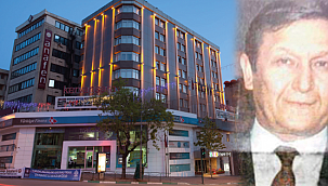 Bursalı otel sahibi ve iş insanı hayatını kaybetti!