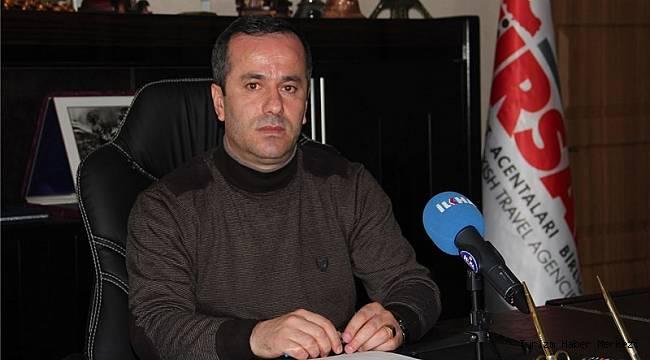 Cevdet Özgökçe: ''Turizm destekleri yandaşa veriliyor''