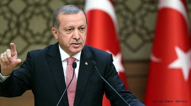 Cumhurbaşkanı Erdoğan'dan 'Tam Kapanma' ve otellerle ilgili açıklama