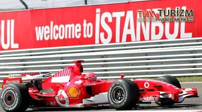 Formula 1 heyecanı tekrar İstanbul'da! İşte tarihler
