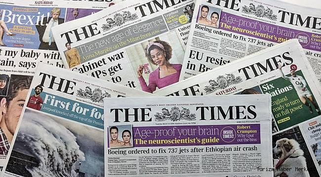 İngiliz gazeteden tatilciler için çarpıcı Türkiye analizi!