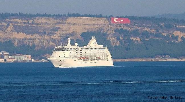 Kruvaziyer gemilerine rakipler göz dikti! 95 gemi Türkiye'yi rotadan çıkardı