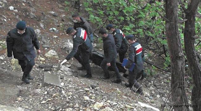 Otel çalışanı kayalıklarda ölü bulundu!