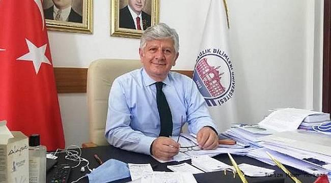 Prof. Dr. Aydın: ''Turizm kentleri tam kapanmazsa sezon kaybedilebilir''