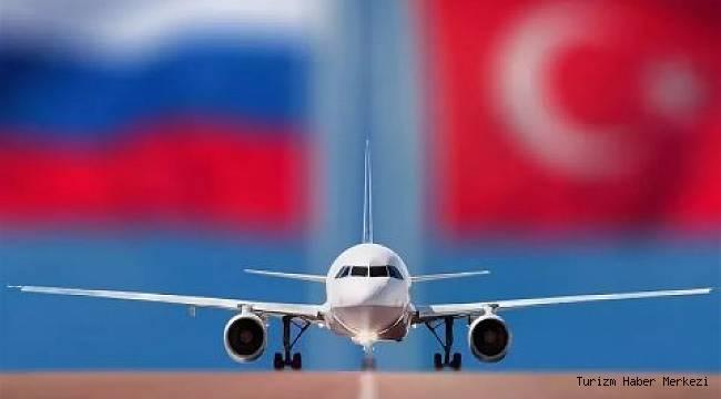 Rusya'dan Türkiye'ye yapılacak uçuşlarla ilgili resmi açıklama yapıldı!
