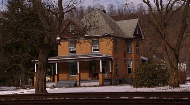 Seri katilin evi otel oldu!