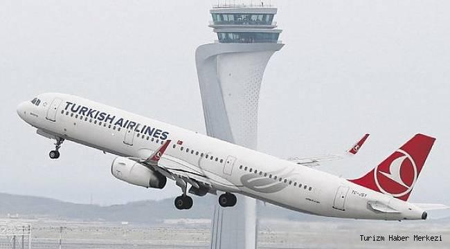 THY'den 4 yeni yurt dışı uçuş noktası