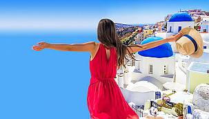 Yunanistan'dan Rus turist atağı! Bize gelin