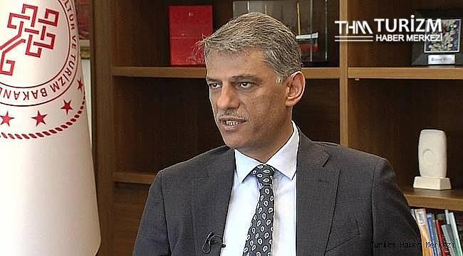 Bakan Yardımcısı Alpaslan: ''Yeterli turist gelmezse B ve C planları hazır''