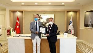 Büyükelçi Annan: ''Ülkemizdeki turistlerin Antalya'ya gelmesinin önü açılacak''