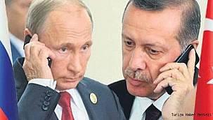 Cumhurbaşkanı Erdoğan Putin ile görüştü! Konu turizm ve Sputnik V