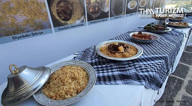 Dokuz yemek artık resmen Diyarbakır'ın oldu!