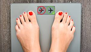 Havalimanlarında obeziteönlemi!Yolcuların ağırlıkları tartılacak
