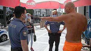 İngiliz turistten kadın polise ahlaksız teklif!