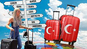 İşte 2021 yılının ilk çeyreğinde Türkiye'ye gelen Rus turist sayısı