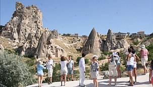 Kapadokya bölgesindeki turizmciler yılın ikinci yarısından ümitli