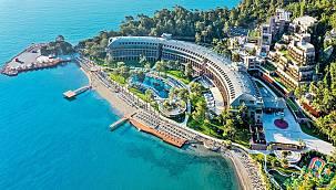 Misafirler helikopter veya özel jetle alınacak! Antalya'nın yeni oteli açıldı