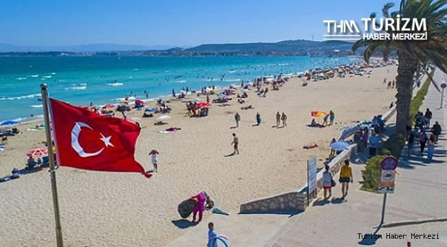 Nisan ayı yabancı turist sayısı açıklandı!