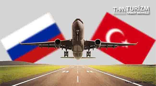Resmi açıklama yapıldı! İşte Rusya'dan Türkiye'ye uçuşların başlayacağı tarih