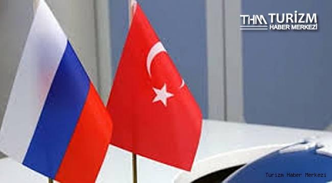 Rus heyetinin Güvenli Turizm için Türkiye'ye geleceği tarih belli oldu