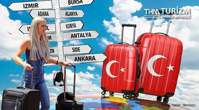 Rus turist Türkiye'ye gelmek için her yolu deniyor!