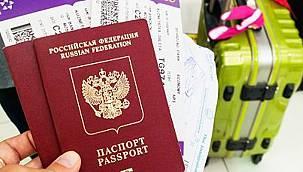 Rus turiste kapılar açıldı! Rekor sayıda yurt dışı uçuş için izin verildi