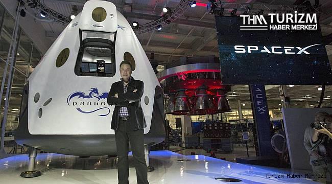 Türkiye'de uzay turizm üssü kurulması için Elon Musk'a teklif!