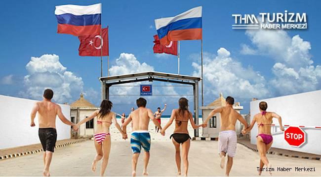 Türkiye'den Rus turist için önemli hamle