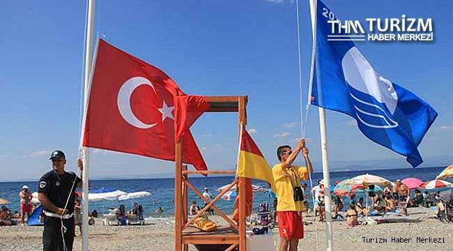Türkiye mavi bayraklı plajlarıyla zirvede