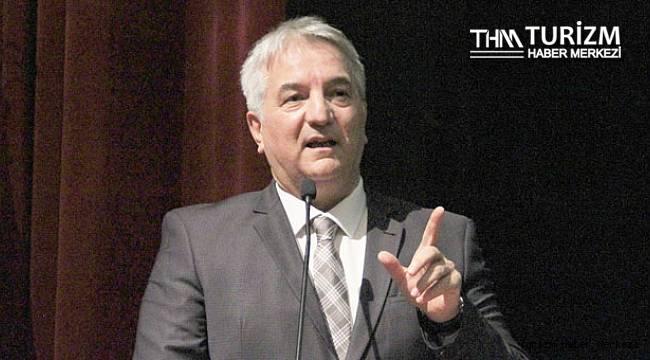 TÜROFED Başkan Yardımcısı Mehmet İşler: ''Turizmci 2020'yi de arayacak''