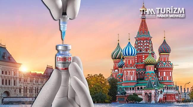 Yurt dışı seyahat için Rus turistin ne kadarı aşı yaptırmaya hazır?