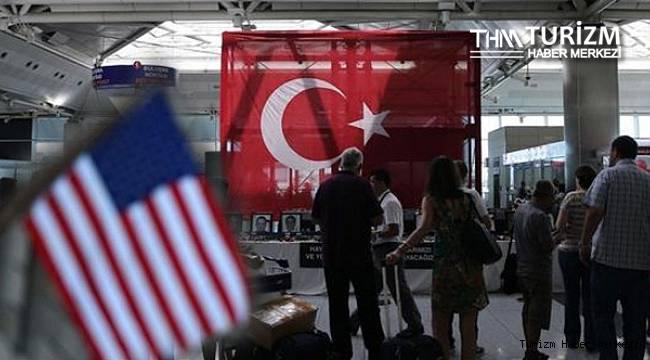ABD'denTürkiye'nin de aralarında olduğu 61 ülkeyle ilgili seyahat kararı