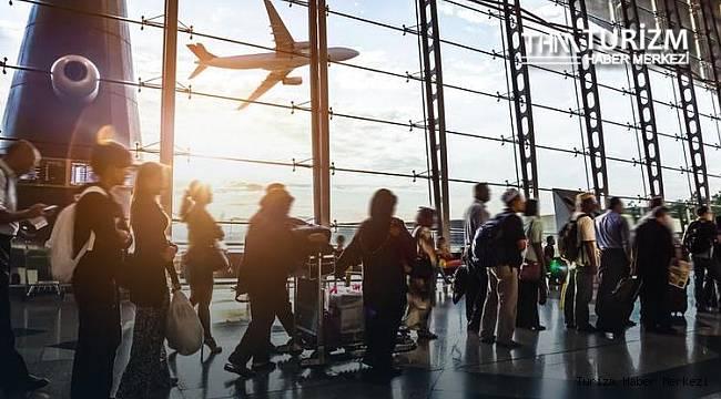 Aşılama arttı, uçuşlarda rekor yaşandı