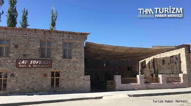 Bölgenin ilk butik oteli hizmete açıldı