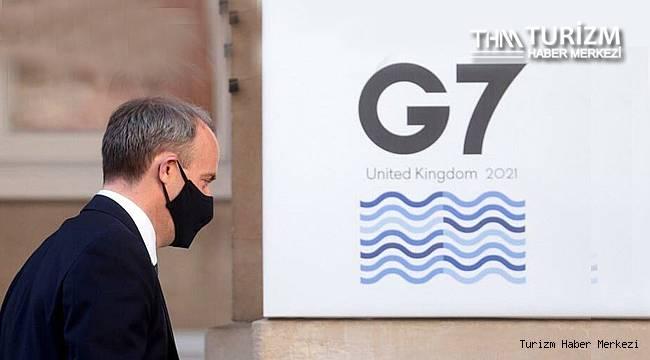 İngiltere'deki G7 zirvesinde korona şoku! Otel kapatıldı