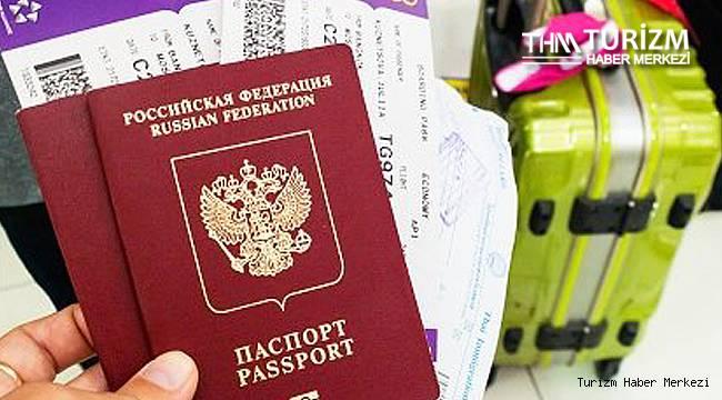 İşte sadece Haziran ayı için Rusya'da satılan Türkiye tatillerinin tutarı!