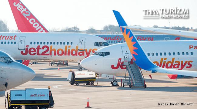 Jet2'den kötü haber! Türkiye tatil ve uçuş programını iptal etti