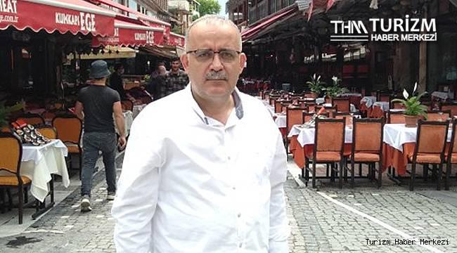 Kemal Duranoğlu: ''Tam kapanma otellerin ekmeğine yağ sürdü''
